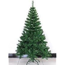 47fd847c85d Árbol de Navidad Artificial árboles C Soporte metálico 120-210cm (Verde