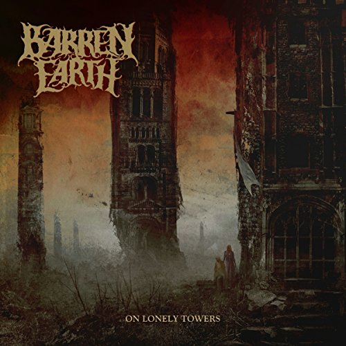 Barren Earth: On Lonely Towers (Audio CD)