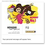 Amazon.in - E-mail Gift Card - Gifts for Mom (Mummy No. 1)