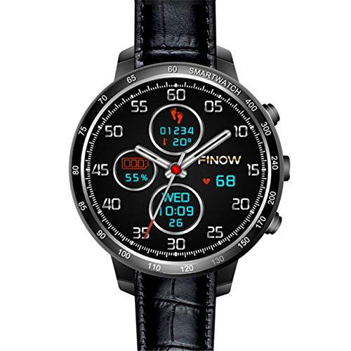 AUBERSIT Fitness Tracker, Reloj Inteligente con 3G WiFi GPS SIM Tarjeta TF Reloj Compatible con Reproductor...