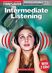 Timesaver 'Intermediate Listening', mit 2 Audio-CDs: B1 - C1 (Helbling Languages / Scholastic)