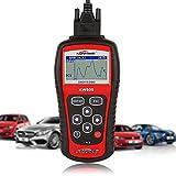 Konnwei KW808 Kfz Profi OBD2 OBDII Diagnosegerät Werkzeug Diagnose Scanner Auto-Tester Codeleser Multiplexer für OBD2 Fahrzeuge PKW LKW