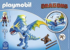 Playmobil 9247 DreamWorks Dragons Astrid and Stormfly