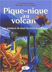 Pique-nique au volcan
