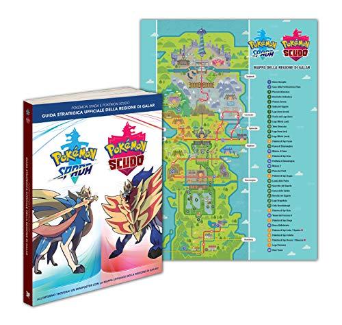 Pokémon Spada e Pokémon Scudo: Guida Strategica Ufficiale della Regione di Galar