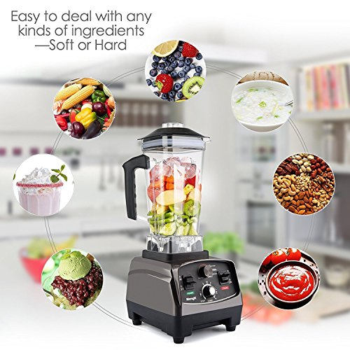 Zoom IMG-1 frullatore mengk smoothie maker mixer