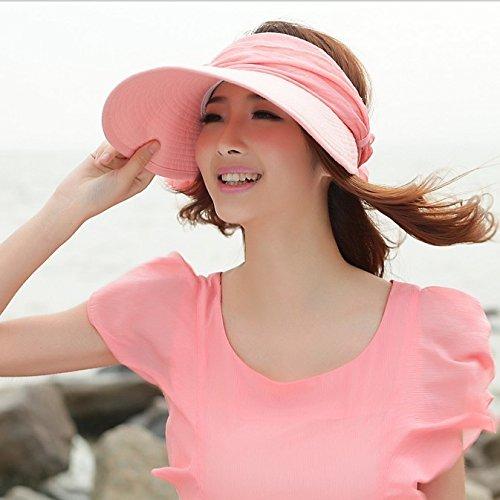 zmzxspiaggia-cap-visiera-vuoto-top-hat-donna-summer-sun-cappelli-cappello-ripiegabile-estate-codice-
