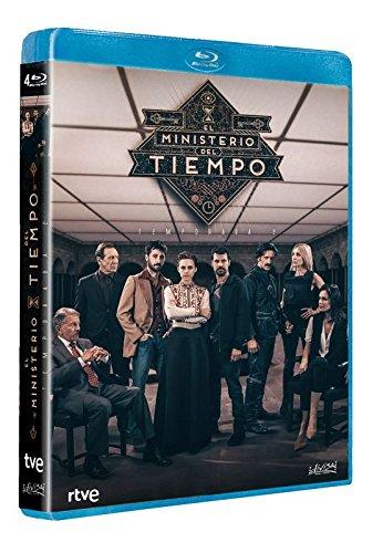 El Ministerio Del Tiempo - Temporada 2 [Blu-ray]