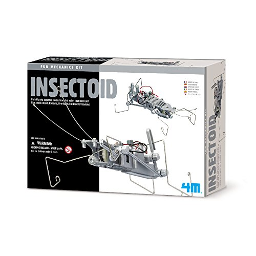 4 m Fun Mechanik Set insectoid