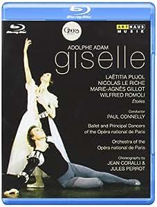 Giselle [Blu-ray] [jewel_box]