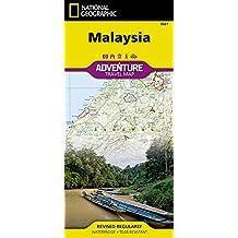 MALAYSIA 1/800.000-1/1M2