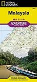 Malaysia: Travel Maps International Adventure Map (National Geographic Adventure Map, Band 3021)