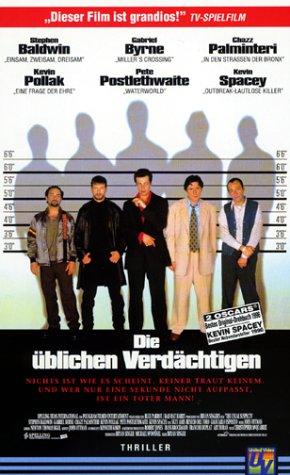 Bild von Die üblichen Verdächtigen [VHS]
