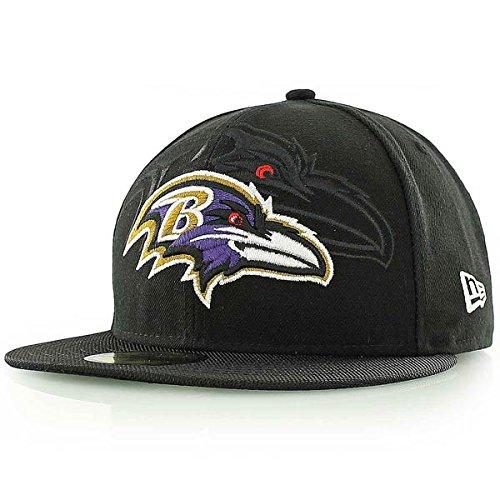 new-era-nfl-sideline-59fifty-balrav-otc-cap-line-baltimore-ravens-for-man-color-black-size-7-3-8