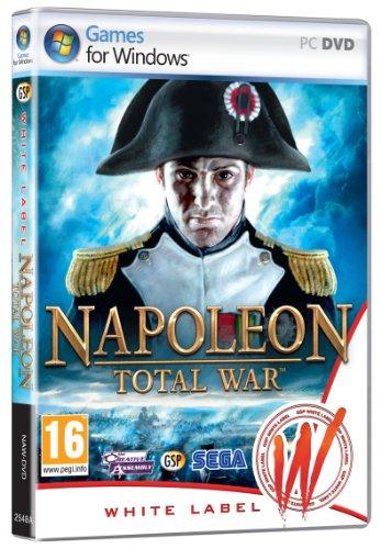 Preisvergleich Produktbild [UK-Import]Total War Napoleon Game (White Label) PC