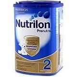 Nutrilon Kleinkind-Milch 2, Folgemilch, ab dem vollendeten 6. Monat, 6er Pack (6 x 800 g)