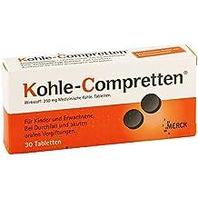 KOHLE Compretten Tabletten 30 St