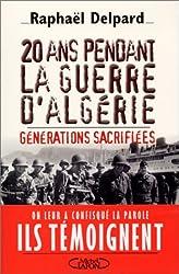 20 ans pendant la guerre d'Algérie