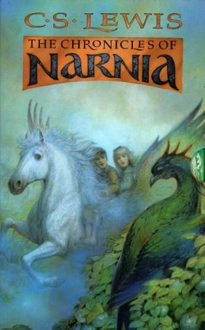 The Chronicles of Narnia: The Magician's Nephew/ The Lion/ the Witch and the Wardrobe/ The Horse and his Boy/ Prince Caspia/ The Voyage of the Dawn Treade/ The Silver Chair/ The Last Battle