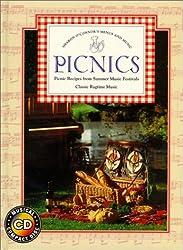 Picnics (Menus and Music) (Sharon O'Connor's menus & music) by Sharon O'Connor (1994-09-02)