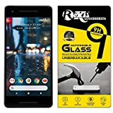 Roxel® Google Pixel 2 360° Flexiable Tempered Glass with Unbreakable Impossible Film Glass