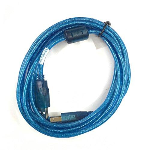 1710 Drucker (USB Kabel Drucker Scanner Anschluss komp. für Samsung ML-1710)