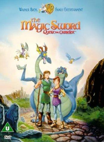 The Magic Sword [UK Import]