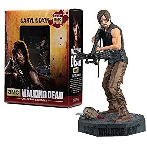 Figura de plomo y resina The Walking Dead Collector's Models Nº 2 Daryl Dixon 8