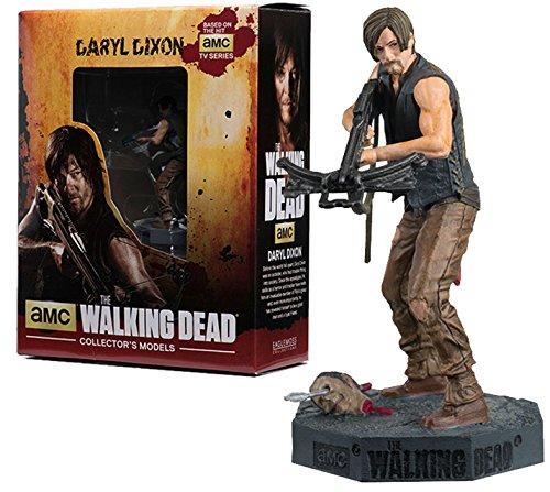 Figura de plomo y resina The Walking Dead Collector's Models Nº 2 Daryl Dixon 1