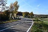 druck-shop24 Wunschmotiv: Herbstliche Straße, Eifel