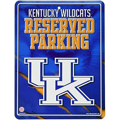 NCAA Kentucky Wildcats Parking Sign