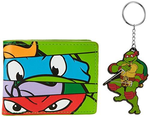 Turtles Geschenkset (Geldbörse&Schlüsselanhänger)