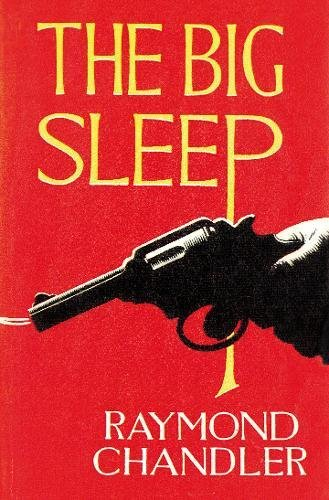 Book cover for The Big Sleep