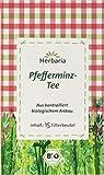 Herbaria Pfefferminz-Tee 15FB, 1er Pack (1 x 30 g Beutel) - Bio