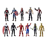Marvel Titan Hero Serie Mega Collection 11-Pack