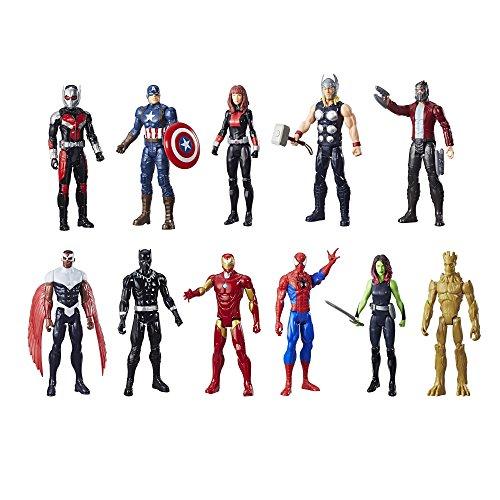 Marvel Titan Hero Mega Collection Series 11-Pack
