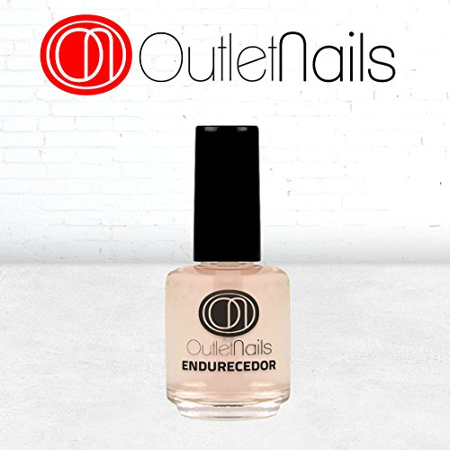 Endurecedor 15ml / Outlet Nails Alta calidad/Tratamientos