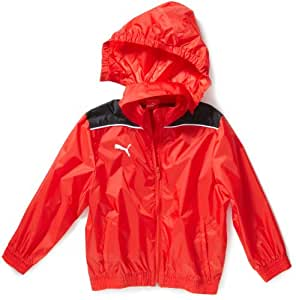 Puma Rain t Veste de sport Red / Dark Shadow, Red,