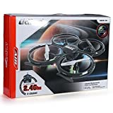 UDI U818A - RC UFO avec Camera, 3D Quadrocopter - Drone, 2.4 GHz