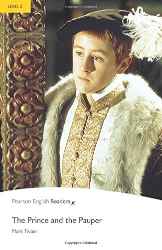 Level 2: The Prince and the Pauper (Pearson English Graded Readers) by Mark Twain (2008-03-13)