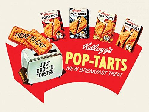 kelloggs-pop-tarts-arrow-cuadro-lienzo-montado-sobre-bastidor-80-x-60cm