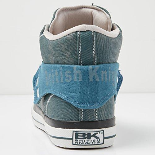 British KnightsRoco - Scarpe da Ginnastica Basse Uomo Blu
