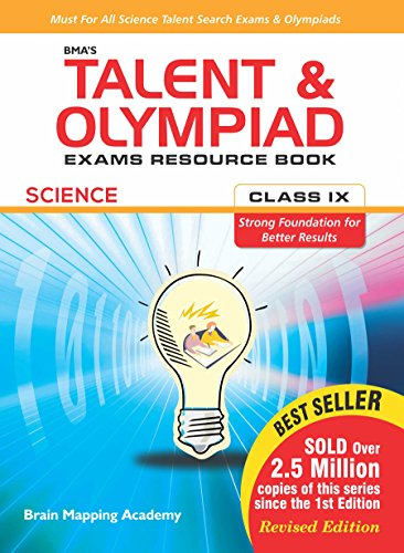 BMA\'s Talent & Olympiad Exams Resource Book for Class - 9 (Science)