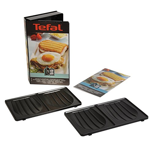 Tefal XA8001 Snack Collection Platte Sandwich, Nummer 1