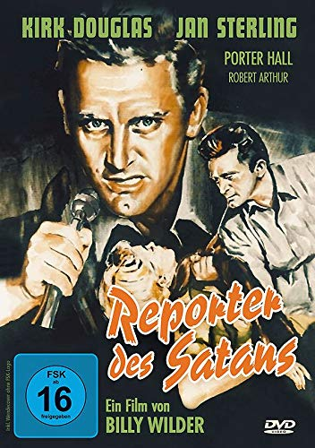 Reporter des Satans (Ace in the Hole) (El Gran Carnaval) (1951)