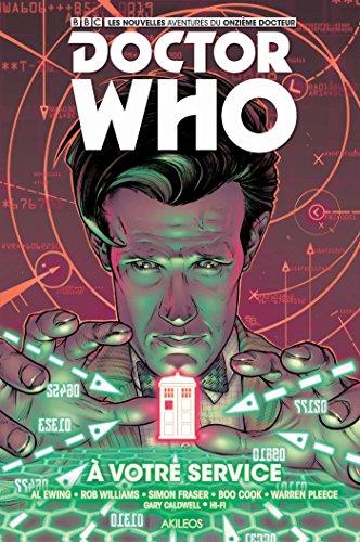 Doctor Who - Le 11e Docteur T2 par Al Ewings