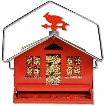 Opus 338 Mangeoire à oiseaux Squirrel-Be-Gone