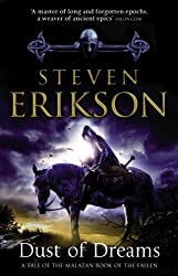 Dust of Dreams: The Malazan Book of the Fallen 9