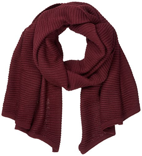 PIECES Damen Schal Pcjune Long Scarf, Rot (Port Royale), One Size (Schal Port)
