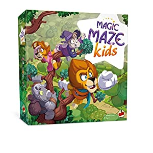 2 Tomatoes Games- Magic Maze Kids, (8437016497210-0)